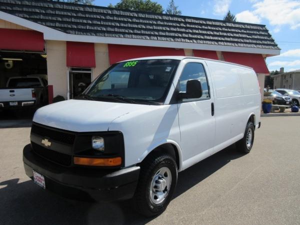 2009 Chevrolet Express Cargo Van in Middleton, WI