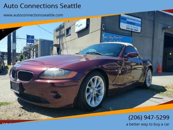 2003 BMW Z4 in Seattle, WA