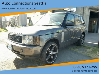 Range Rover Seattle >> Used Land Rovers For Sale In Port Orchard Wa Truecar