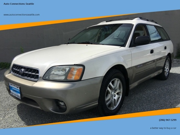 2004 Subaru Outback Reviews, Ratings, Prices - Consumer Reports