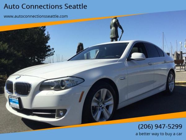 2013 BMW 5 Series in Seattle, WA