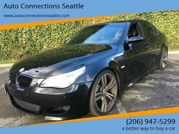2007 BMW M5 Sedan For Sale in Seattle, WA | TrueCar