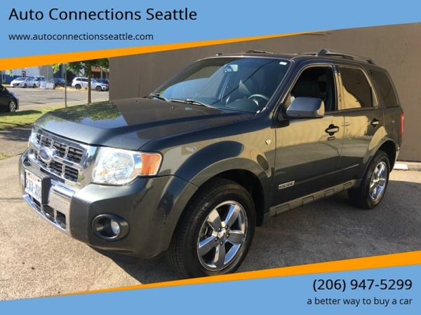 2008 Ford Escape Reviews, Ratings, Prices - Consumer Reports