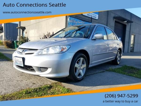 2004 Honda Civic in Seattle, WA