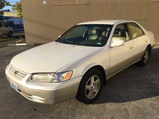 Used 1998 Toyota Camry LE V6 Automatic For Sale In Seattle, WA