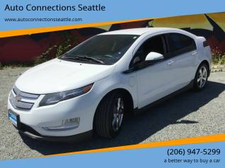 Used Chevrolet Volts For Sale In Seattle Wa Truecar