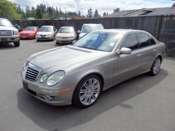 2007 Mercedes-Benz E-Class in Seattle, WA