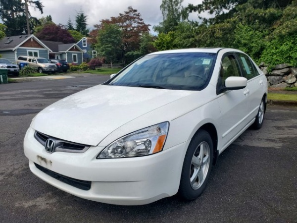 2003 Honda Accord in Seattle, WA