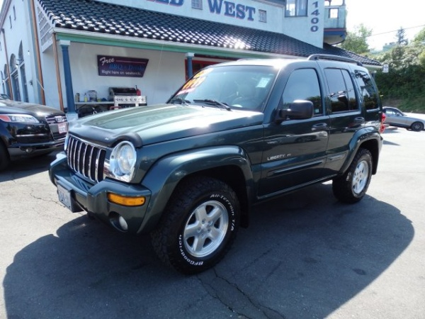 2002 Jeep Liberty Reviews, Ratings, Prices - Consumer Reports