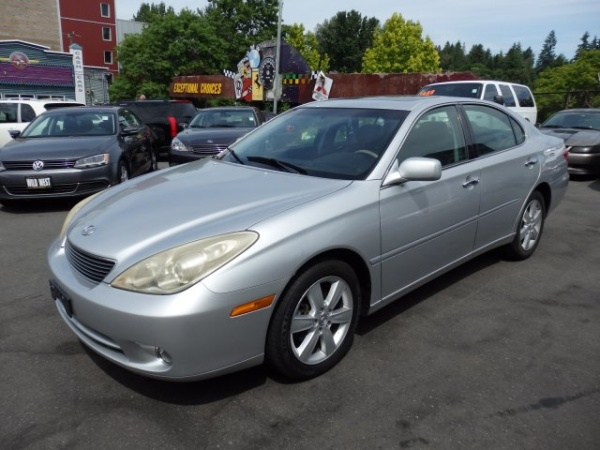 2005 Lexus ES Reviews, Ratings, Prices - Consumer Reports
