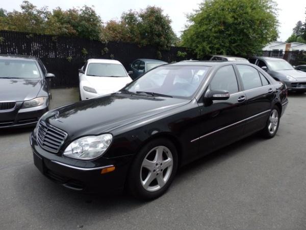 2004 Mercedes-Benz S-Class in Seattle, WA