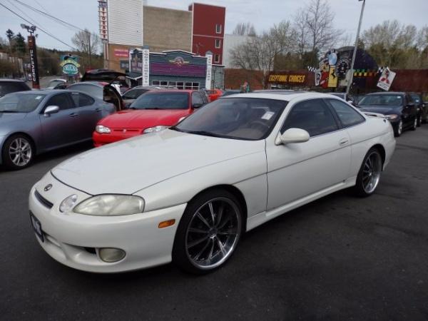 1999 Lexus SC 300 Base