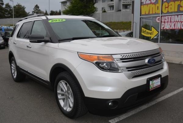 2012 Ford Explorer in Lynnwood, WA