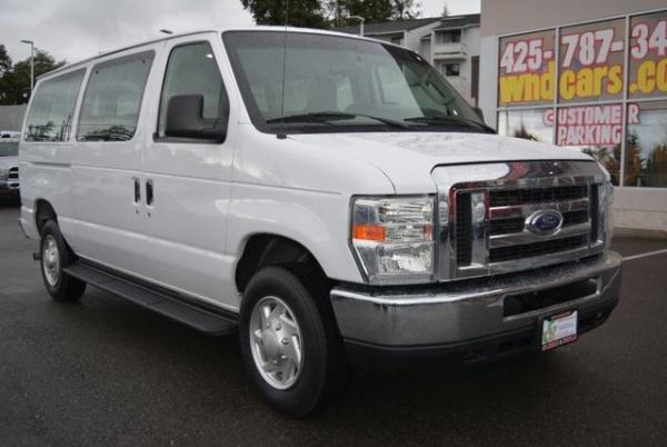 2014 Ford Econoline Wagon in Lynnwood, WA
