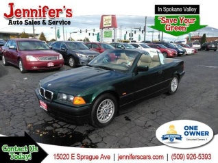 1998 Bmw 3 Series 323ic Convertible Automatic For In Spokane Valley Wa