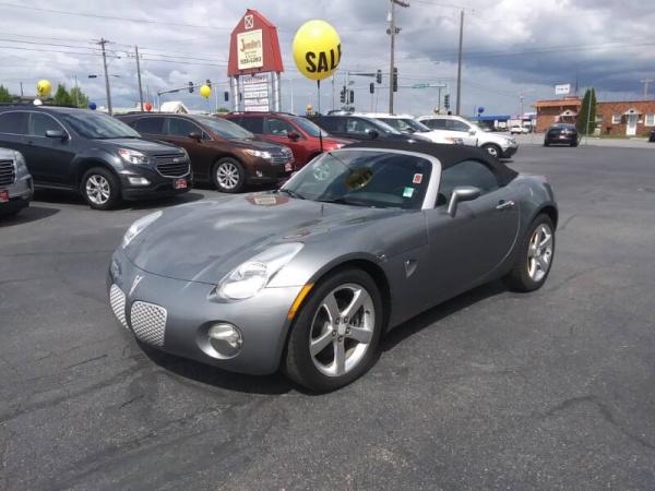 2006 Pontiac Solstice in Spokane Valley, WA