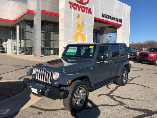 2017 Jeep Wrangler in Mechanicsville, VA