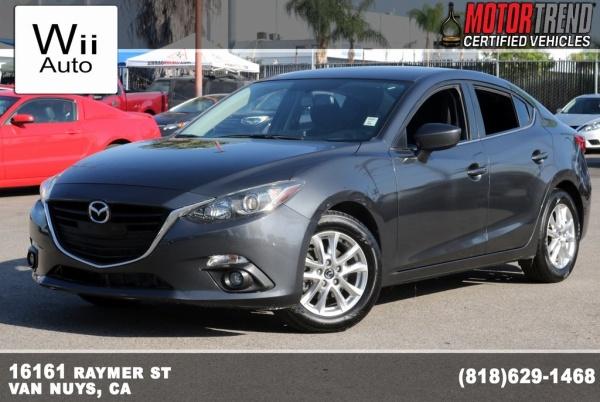 2015 Mazda Mazda3 in Van Nuys, CA