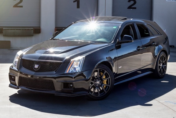 2013 Cadillac CTS-V in Van Nuys, CA