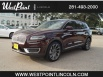 2019 Lincoln Nautilus Reserve FWD for Sale in Houston, TX