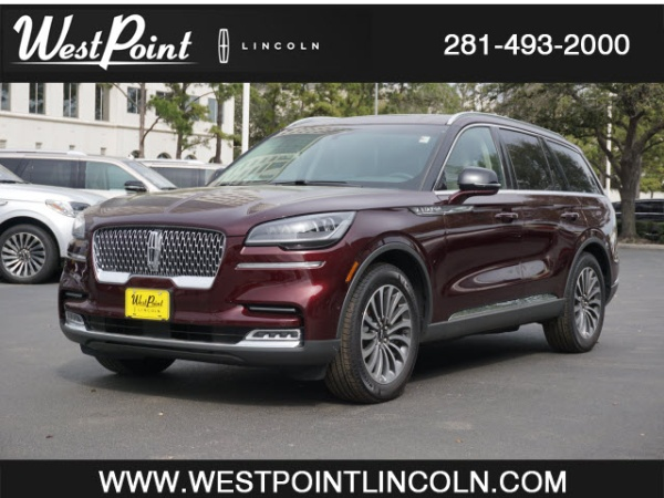 2020 Lincoln Aviator in Houston, TX