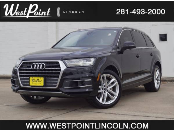 2017 Audi Q7 in Houston, TX