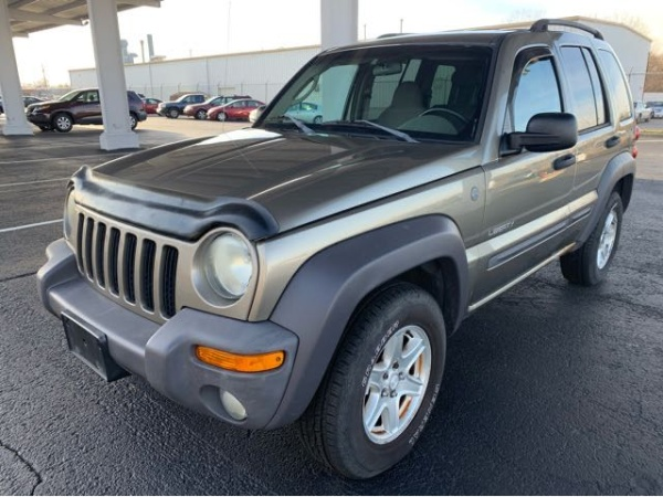2004 Jeep Liberty in Fairfield, OH