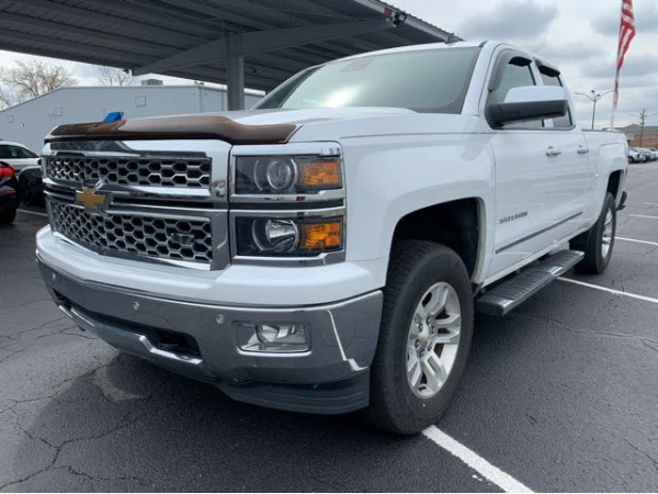 2014 Chevrolet Silverado 1500 in Fairfield, OH