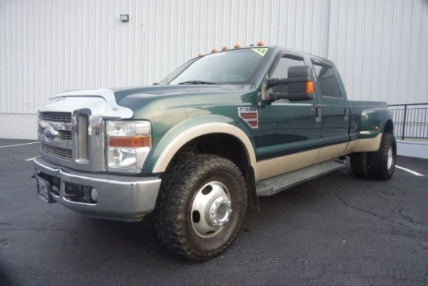 2008 Ford Super Duty F-350 in Fairfield, OH