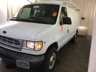 Used 2002 Ford Econoline Cargo Vans for Sale | TrueCar