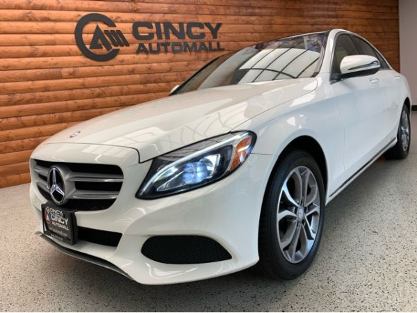 2016 Mercedes-Benz C-Class in Fairfield, OH