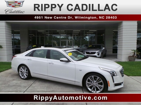 2017 Cadillac CT6 in Wilmington, NC