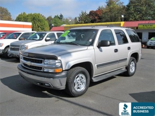 Used Chevy Tahoe >> Used Chevrolet Tahoe For Sale In Woodland Wa 71 Used