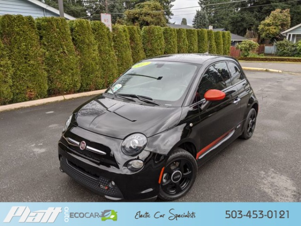 2017 FIAT 500 in Milwaukie, OR