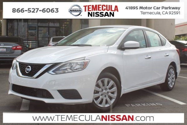 2018 Nissan Sentra in Temecula, CA