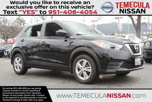2019 Nissan Kicks in Temecula, CA