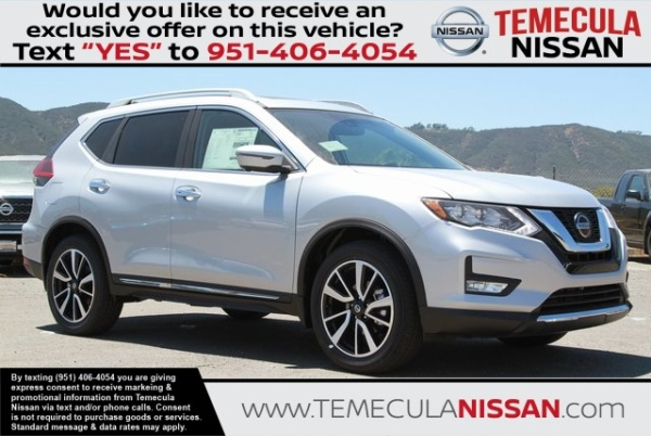 2019 Nissan Rogue in Temecula, CA