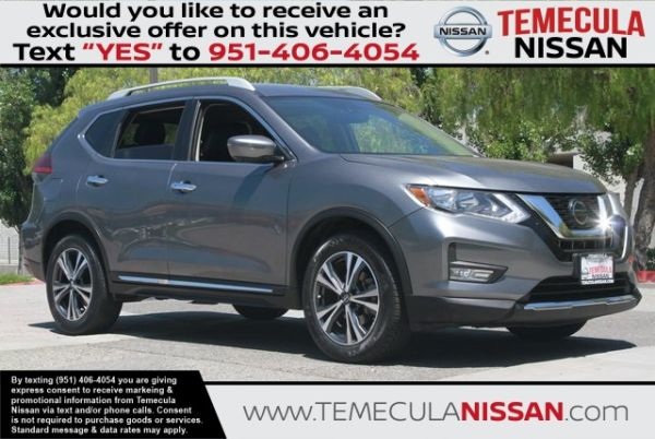 2018 Nissan Rogue in Temecula, CA