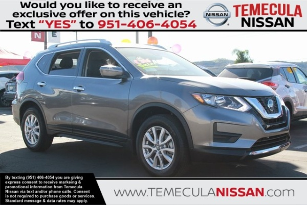 2020 Nissan Rogue in Temecula, CA
