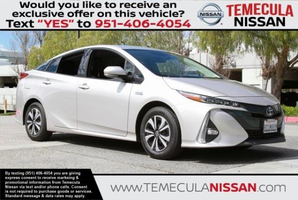 2017 Toyota Prius Prime in Temecula, CA