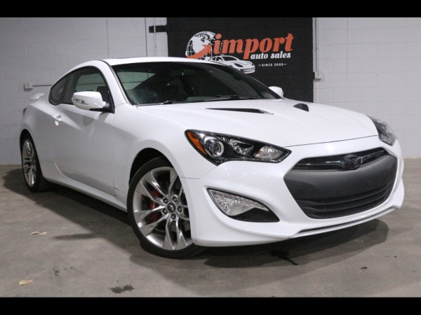 Genesis Coupe 2016 >> 2016 Hyundai Genesis Coupe 3 8 Ultimate With Black Seats Manual For
