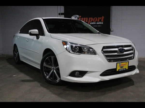 2016 Subaru Legacy 3 6R Limited For Sale in Golden Valley