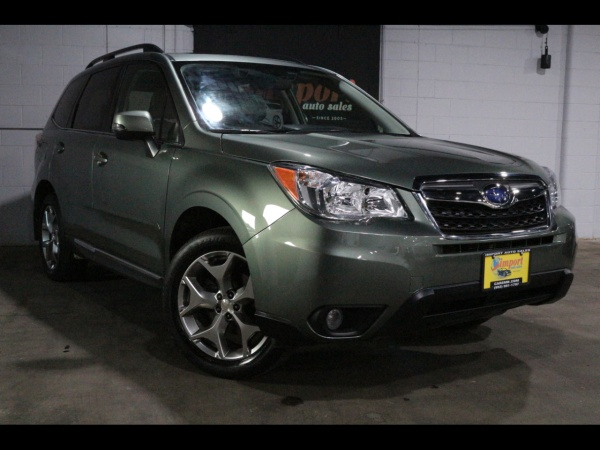 2016 Subaru Forester 2 5i Touring CVT (PZEV) For Sale in Golden