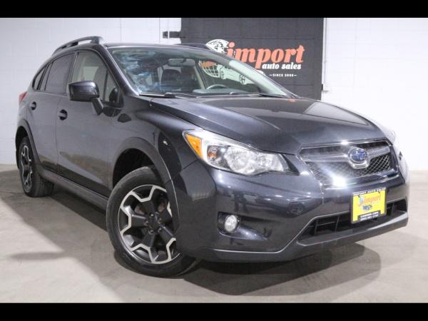2017 Subaru Xv Crosstrek 2 0i Premium