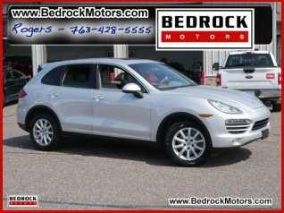 2017 Porsche Cayenne Manual Awd For In Rogers Mn