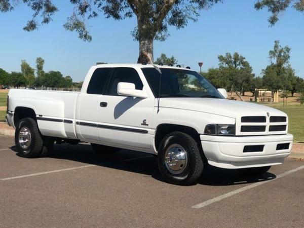 1998 Dodge Ram 3500 Base