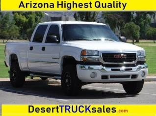Gmc Phoenix >> Used Gmc Sierra 2500hd For Sale In Phoenix Az 54 Used Sierra