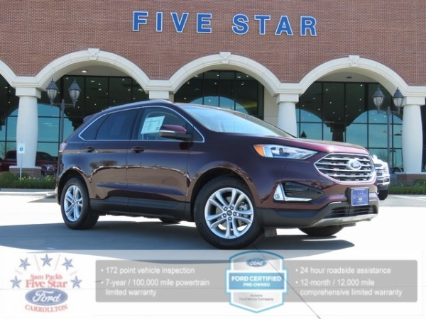 2019 Ford Edge in Carrollton, TX