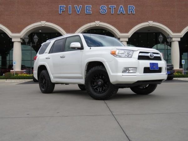 2012 Toyota 4Runner Limited