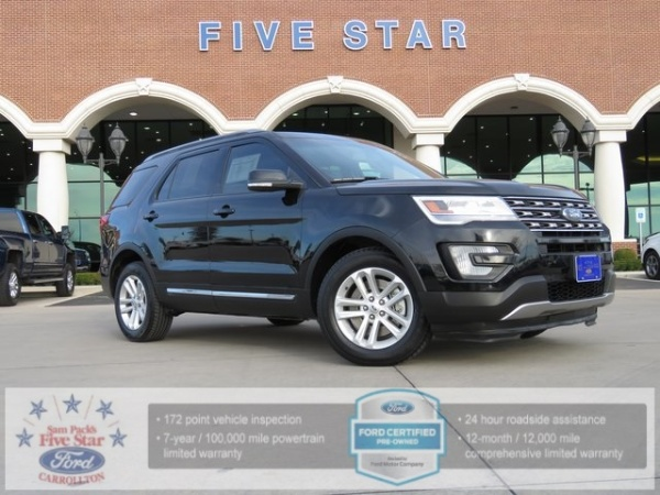 2016 Ford Explorer in Carrollton, TX